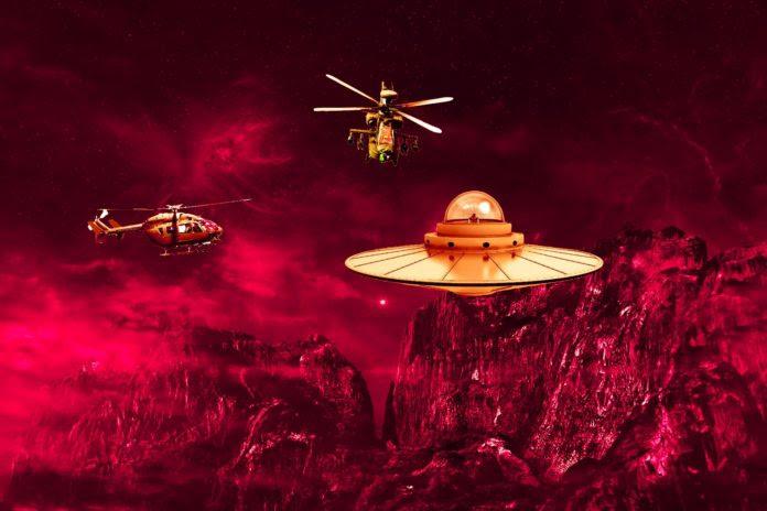 Nibiru Planet X Aliens Are Close to Earth