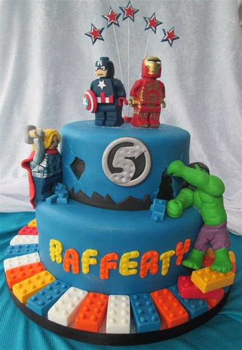 Best 25  Avengers birthday cakes ideas on Pinterest