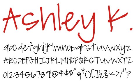 click to download Ashley K.