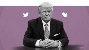 Donald Trump is trolling Donald Trump on Twitter