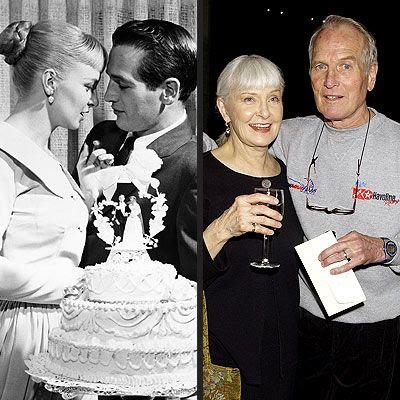Resultado de imagem para Paul Newman et sa femme