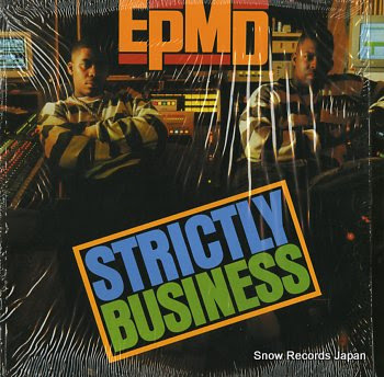 EPMD strictly business