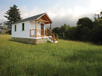 More Small Space Portable Living: Little House on the Trailer