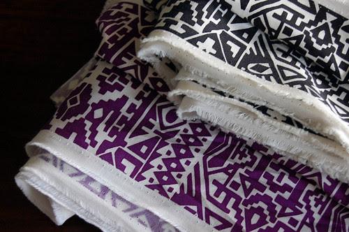 new fabrics
