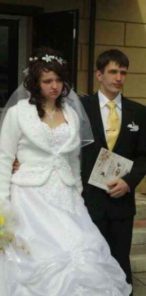 Meet the Happiest Bride Ever