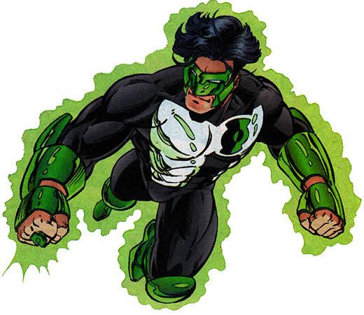 Lanterna Verde Kyle Rayner (Continuação) até a edição 106