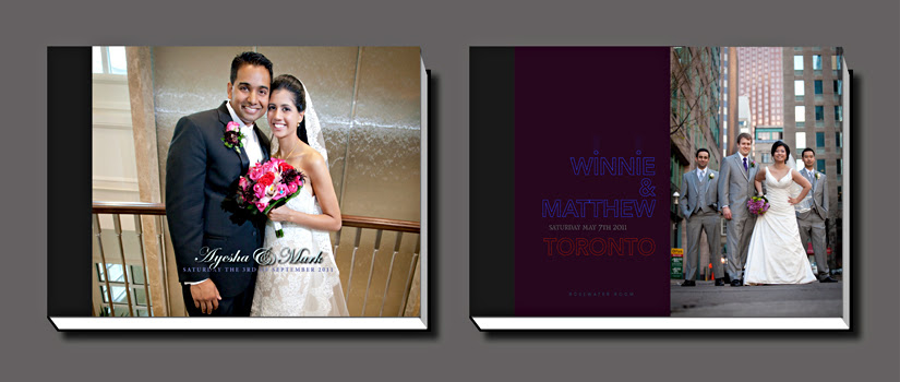Toronto Wedding Albums Wedding Album Designers Toronto Wedding