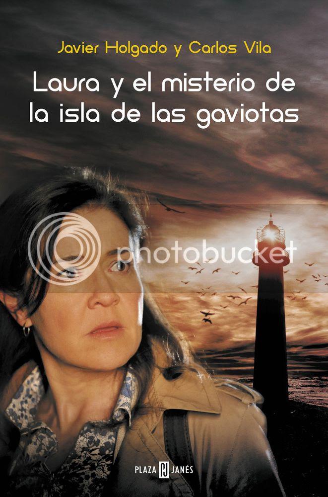 Laura y el misterio de la Isla de las Gaviotas de Javier Holgado y Carlos Vila