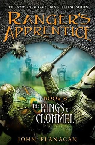 book cover of   The Kings of Clonmel    (Ranger's Apprentice, book 8)  by  John Flanagan