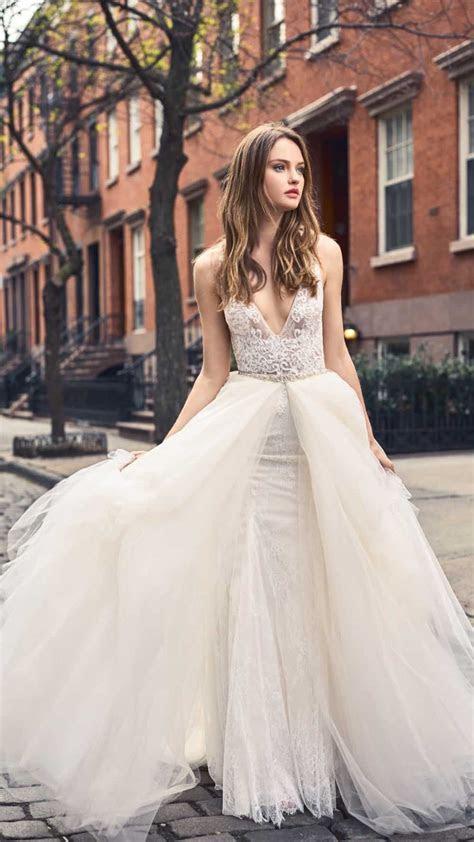 Bliss Monique Lhuillier Wedding Dresses   2018 Collections