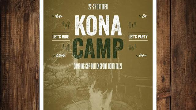 Ongelooflijk leuke 3 daagse voor Kona en Kona fans in wording ;-)