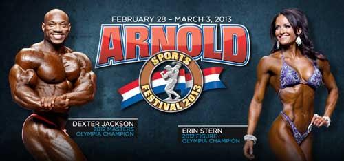 Competidores profesionales del Arnold Classic - Todo Culturismo
