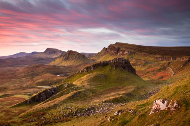 The Quiraing, Scotland.