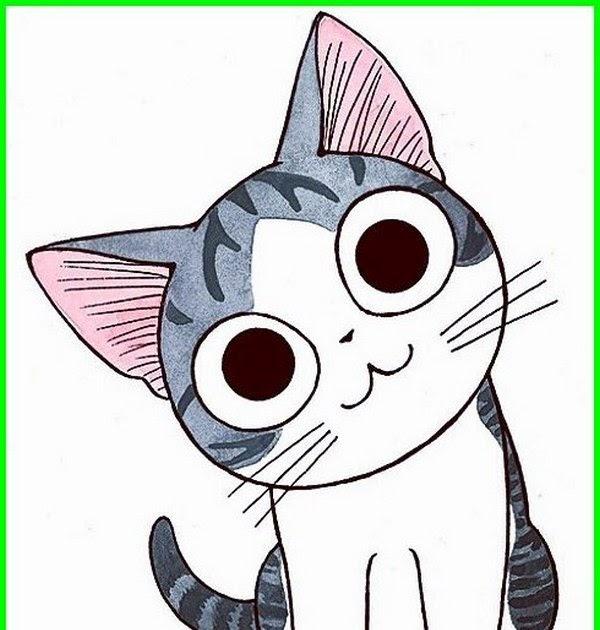 30 Gambar Wallpaper Kartun Kucing