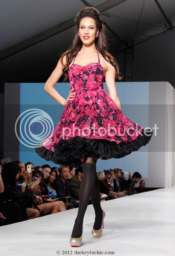 Betsey Johnson fashion show, L.A. Fashion Weekend