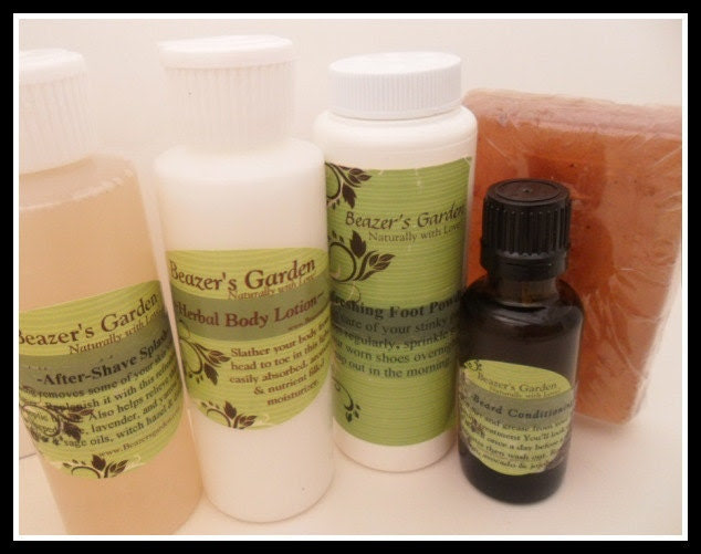SALE- Mens SkinCare Set- FREE SHIPPING