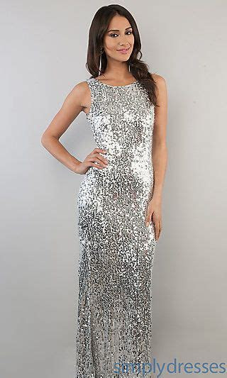 10 best Silver gowns images on Pinterest   Silver dress