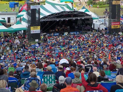 Edmonton Folk Music Festival 2011 by raise my voice