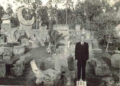 Edward Leedskalnin - Castelul de Coral