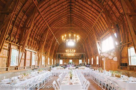 Wisconsin Barn Wedding Venues   m three studio blogm three
