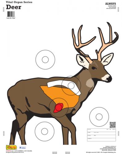 Deer (15600) | GunFun Shooting Targets