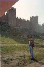 Murallas de Avila -España
