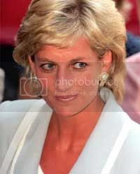 read about the life of Diana, Princess of Wales