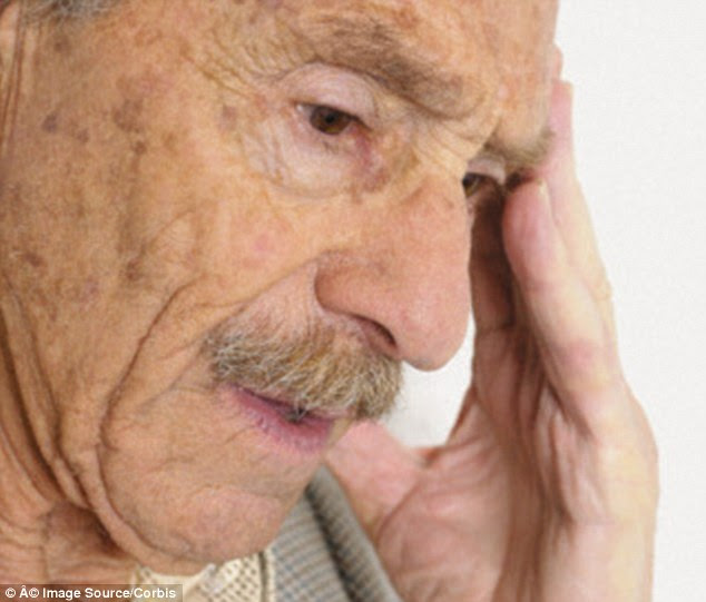It is predicted there will be more than 850,000 people in the UK with Alzheimer's disease in 2015