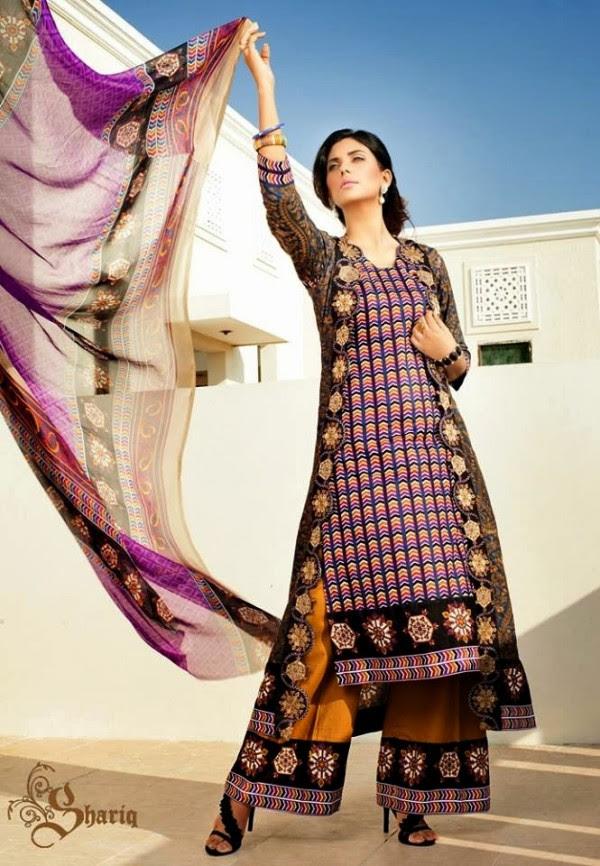 Girls-Women-Wear-Beautiful-New-Winter-Autumn-Clothes-2013-14-by-Shariq-Textile-14