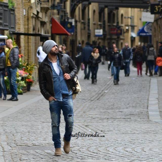 Looks Hipster moda para Guys (13)