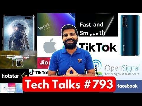 Tech Talks #793 - OnePlus 7 Details, TikTok Ban Not Enough, Redmi Y3, Jio 4G, S10 5G Camera
