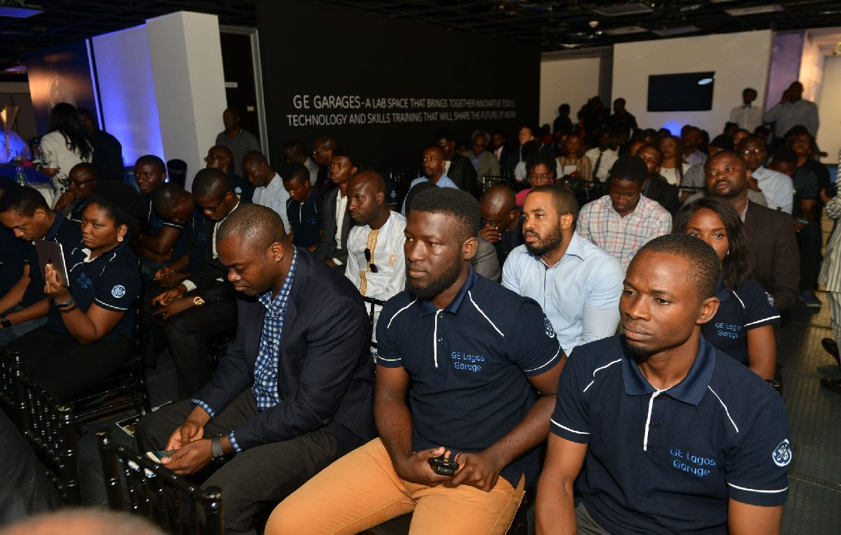 Third Batch of Nigerian Entrepreneurs Graduate from GE Lagos Garage Training Program