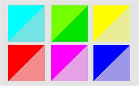 Farbkontraste   Beispiele