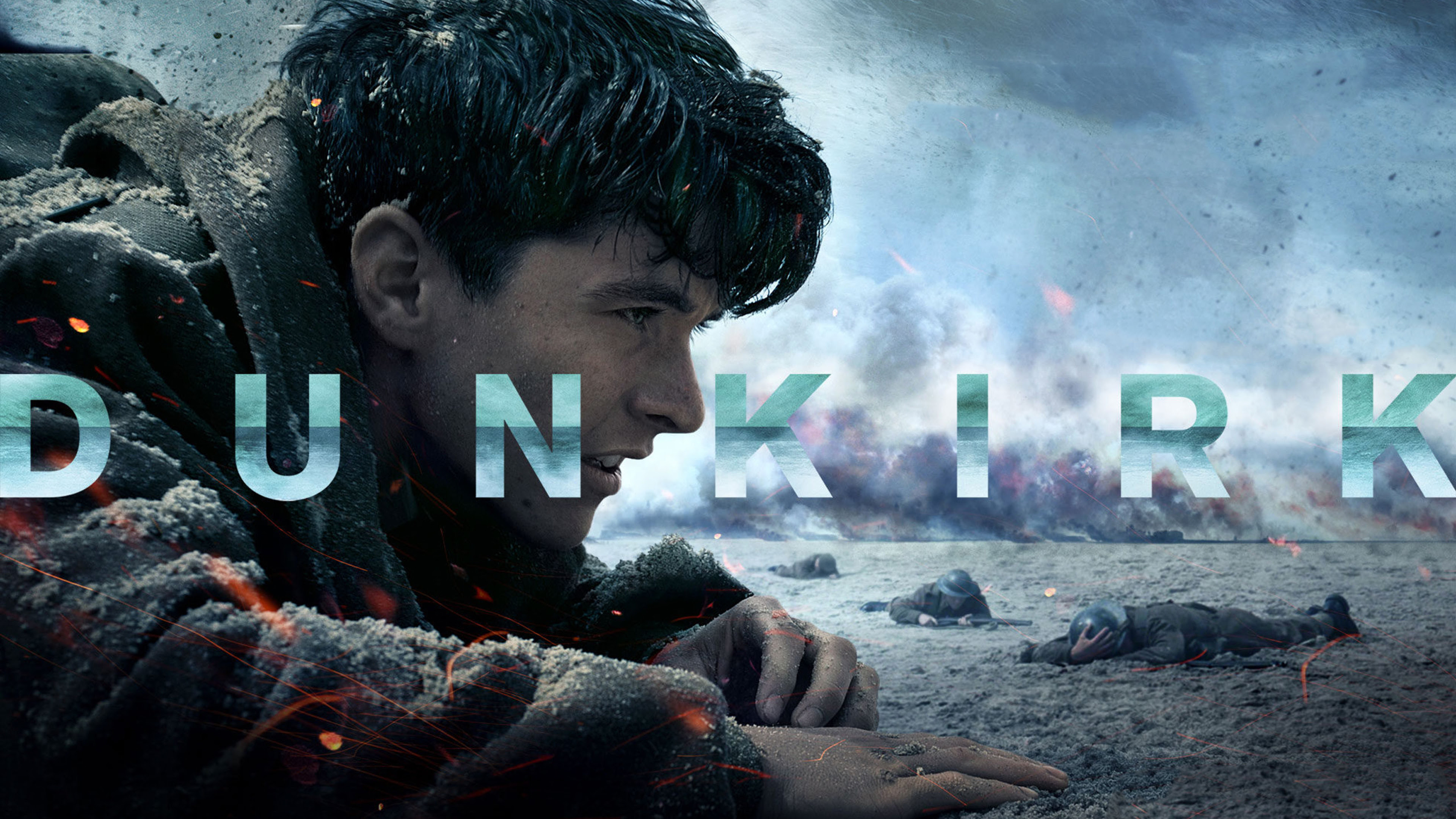 Dunkirk 2017, HD Movies, 4k Wallpapers, Images
