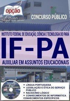 Aptila IFPA Técnico de Laboratório 2016