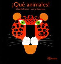 Que Animales! from La libreria - Hispanic Heritage Month Blog Hop and Giveaway on Multicultural Kid Blogs