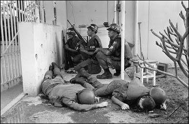 us consulate skirmishes Tet 1968