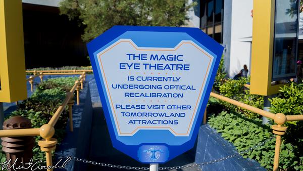 Disneyland Resort, Disneyland, Magic Eye Theater, Guardians of the Galaxy, Refurbishment, Refurb, Refurbish