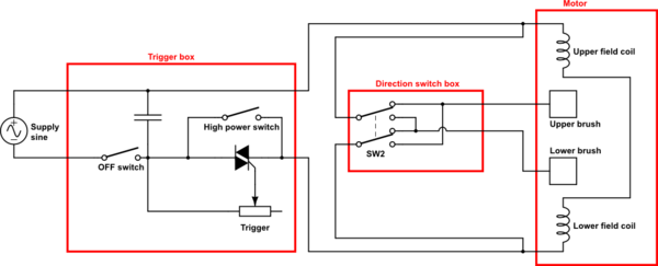20 New Drill Trigger Switch Diagram