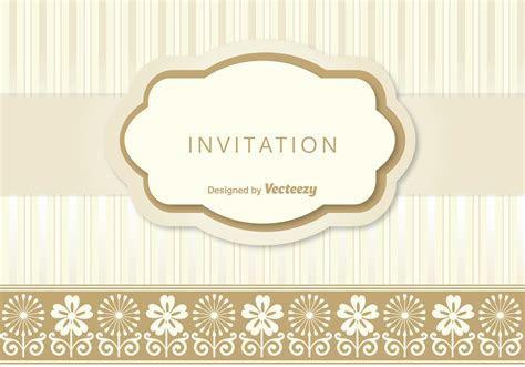 Cute Invitation Template   Download Free Vector Art, Stock