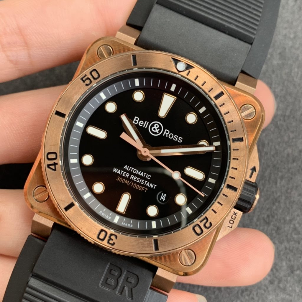 Bell Ross BR03-92 Diver Bronze Replica