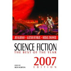 Science Fiction boty 2007