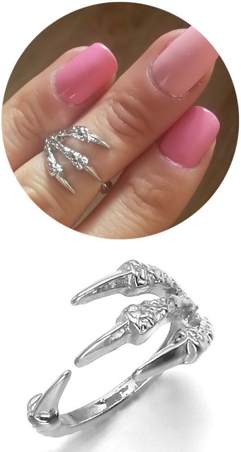 ► Talon Midi Ring <3
