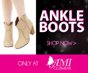 Shop AMIclubwear.com for great deals on fashionable Ankle Booties!
