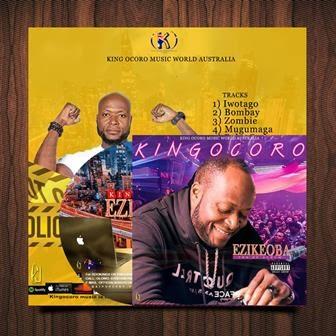 EP: Kingocoro - Ezikeoba