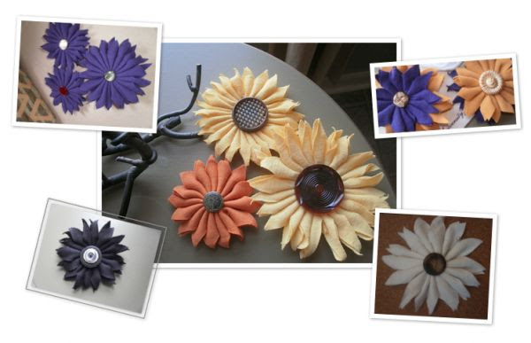 Upcycled T-Shirts Flowers | Recyclart