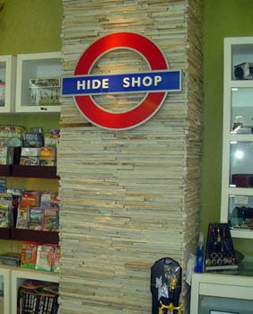 The Hide Shop in Curitiba, Brazil