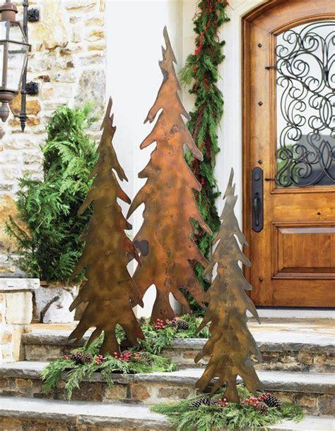 33 Cute Log Cabin Christmas Decorations   Log cabin