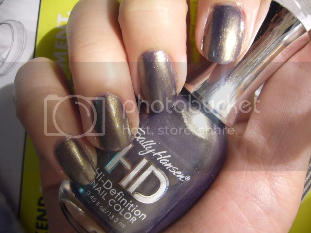 Sally Hansen Opulent Cloud