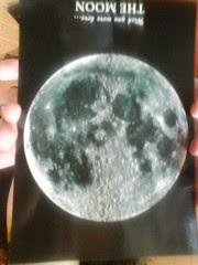 Upside-down Moon